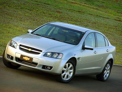 b1135b3b0fb A nova geração do Chevrolet Omega CD 2008 é uma das grandes novidades que a  General Motors do Brasil lança no mercado brasileiro neste ano de 2007.