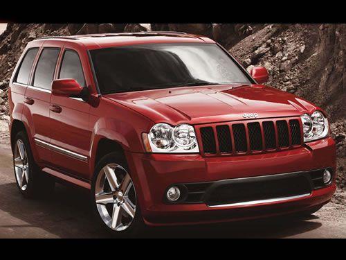 O Jeep Grand Cherokee SRT8 2007 Combina A Capacidade Jeep Com Desempenho SRT,  Resultando No Mais Rápido Veículo Jeep Jamais Criado, Para Deixar Em Na  Poeira ...