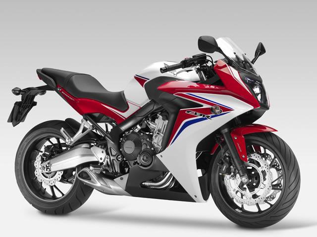 Honda cbr 650f chega aos estados unidos shopcar - Image moto sportive ...