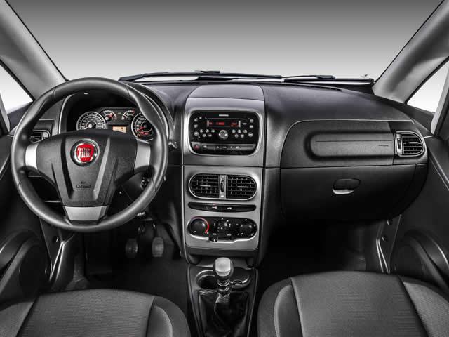 Fiat J 225 Vende Linha 2015 Dos Modelos Siena El E Idea Shopcar
