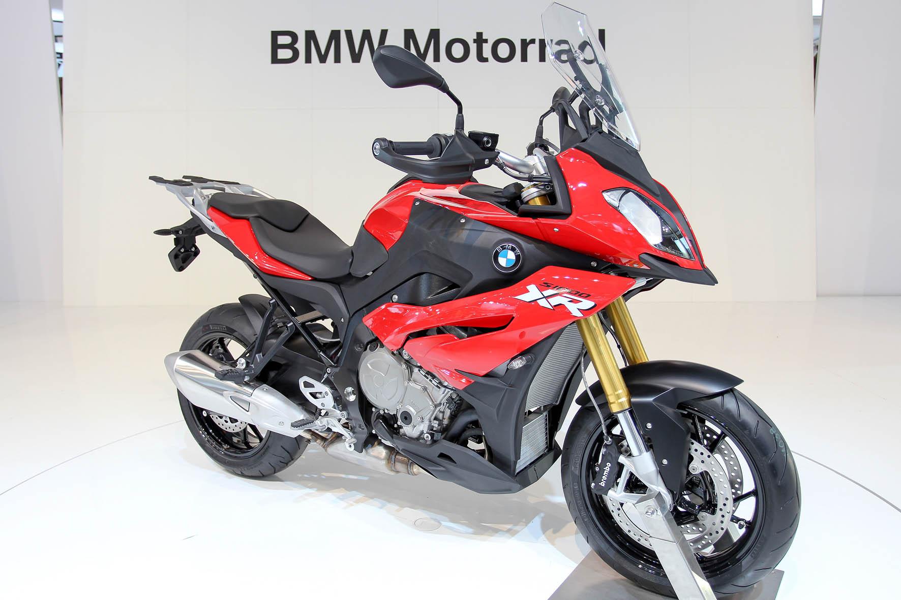 S 1000XR coloca BMW na briga das aventureiras esportivas ...