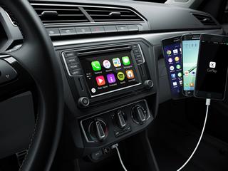 Volkswagen divulga primeira imagem do painel do Novo Gol