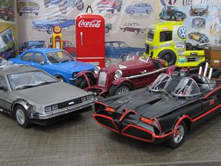 Evento vai reunir mais de 3 mil miniaturas e carros especiais do Bosque dos Ip�s
