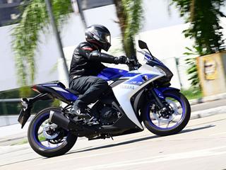Yamaha R3 quer ser esportiva para o dia-a-dia