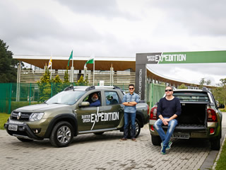 Renault lan�a Oroch Expedition; aventura vai percorrer sete pa�ses na Am�rica do Sul