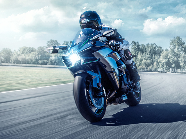 Kawasaki Ninja H2 Fica Ainda Mais Potente 234 Cv Shopcar