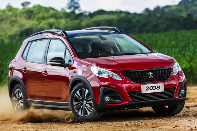 Peugeot Apresenta Novo SUV 2008 Com Preços A Partir De R